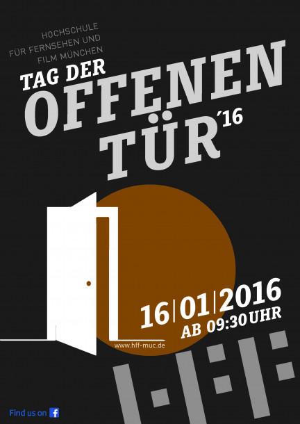 Tag Der Offenen Tür 2016 Hff München
